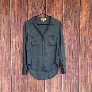 Cloth & Stone Button Down Shirt